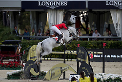 Fuchs Martin, (SUI), Clooney<br /> Furusiyya FEI Nations Cup Jumping Final - Barcelona 2016<br /> © Hippo Foto - Dirk Caremans<br /> 22/09/16