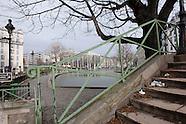 Paris - Quai St.Martin