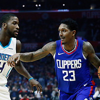 12-31 HORNETS AT LA CLIPPERS