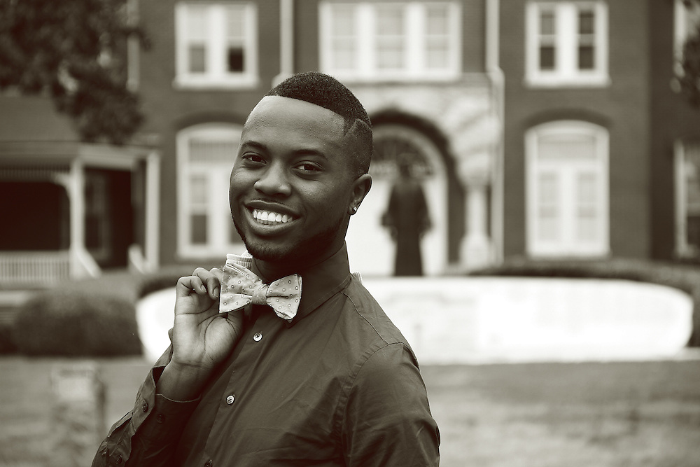 Ronald M.<br /> Senior Pictures<br /> Morehouse College<br /> Spring 2012