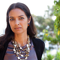 "Jhumpa Lahiri at ""Le Conversazioni"" Capri, Italy<br /> 30th June 2013<br /> <br /> Photograph by Steve Bisgrove/Writer Pictures<br /> <br /> WORLD RIGHTS"