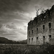 Bernera Barracks, Glenelg, Kyle, Scotland