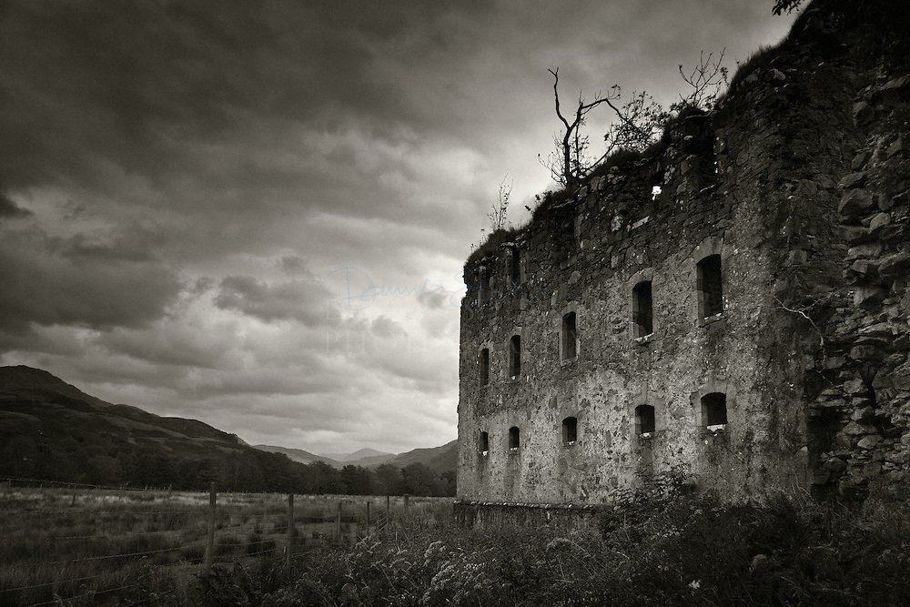 Bernera Barracks, Glenelg, Kyle, Scotland