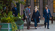 Prinses Beatrix is aanwezig bij de officiële opening Nationaal Schoolontbijt  //// Princess Beatrix attended the official opening of National School Breakfast