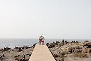 Cabo Verde, Sal, Buracona - Olho Azul