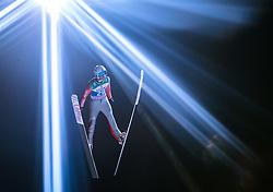 05.01.2015, Paul Ausserleitner Schanze, Bischofshofen, AUT, FIS Ski Sprung Weltcup, 63. Vierschanzentournee, Qualifikation, im Bild Daniel Wenig (GER) // during Qualification of 63rd Four Hills Tournament of FIS Ski Jumping World Cup at the Paul Ausserleitner Schanze, Bischofshofen, Austria on 2015/01/05. EXPA Pictures © 2015, PhotoCredit: EXPA/ JFK