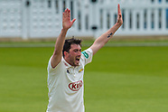 14 Apr 2017 - Surrey v Lancashire. Specsavers County Championship - Day One