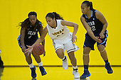 Rowan Women's Basketball vs Kean University - 7 December 2013