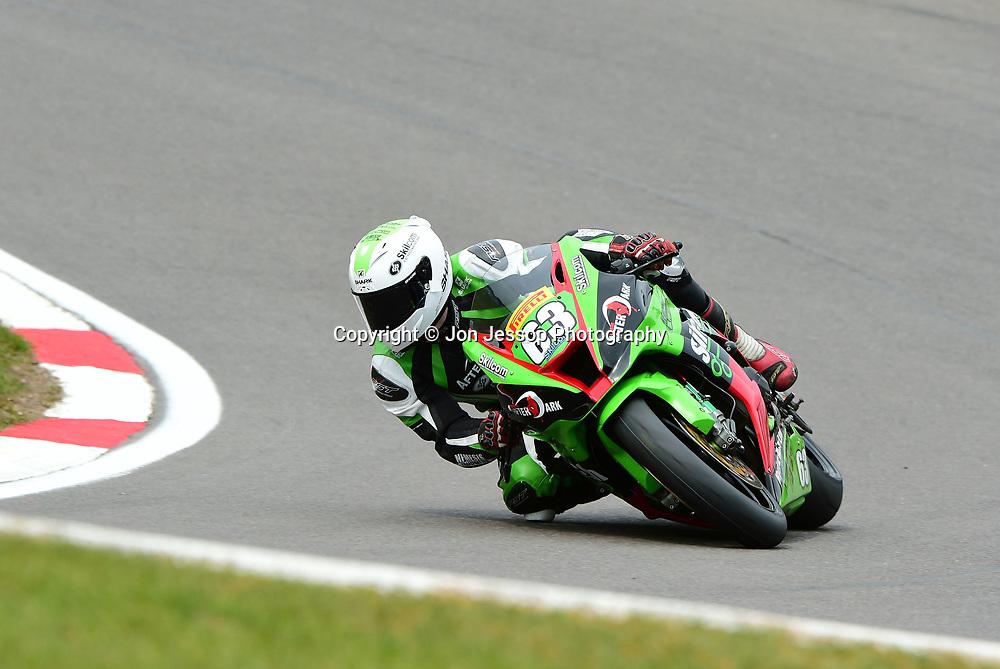 #63 James White Reading Team Afterdark Kawasaki 1000