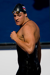 Jernej Godec of Slovenia competes during the Men's 50m Freestyle Heats during the 13th FINA World Championships Roma 2009, on July 31, 2009, at the Stadio del Nuoto,  in Foro Italico, Rome, Italy. (Photo by Vid Ponikvar / Sportida)