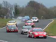 Toyo Tyres Porsche Championship - Oulton Park - 24th March 2018