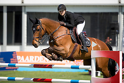 Fijen Amber, (NED), Oskar Della Piere<br /> Nederlands kampioenschap springen - Mierlo 2016<br /> © Hippo Foto - Dirk Caremans<br /> 21/04/16