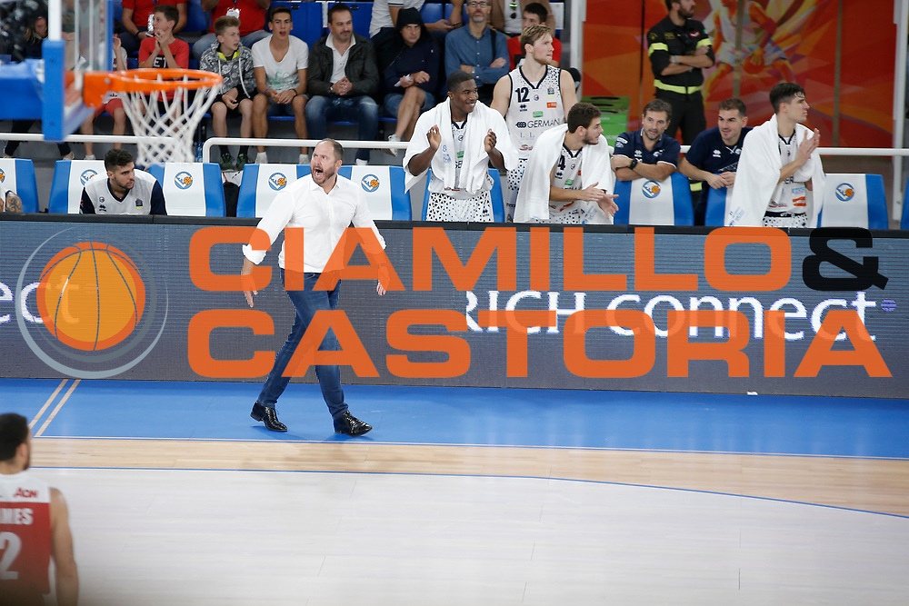 Marketing , Zurich Connect<br /> Zurich Connect Supercoppa 2018-2019<br /> Lega Basket Serie A<br /> Brescia 29/09/2018<br /> Foto Ciamillo & Castoria