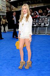 Laura Whitmore arrives for the Men in Black 3 - UK film premiere, London, Wednesday May 16, 2012. Chris Joseph/i-Images