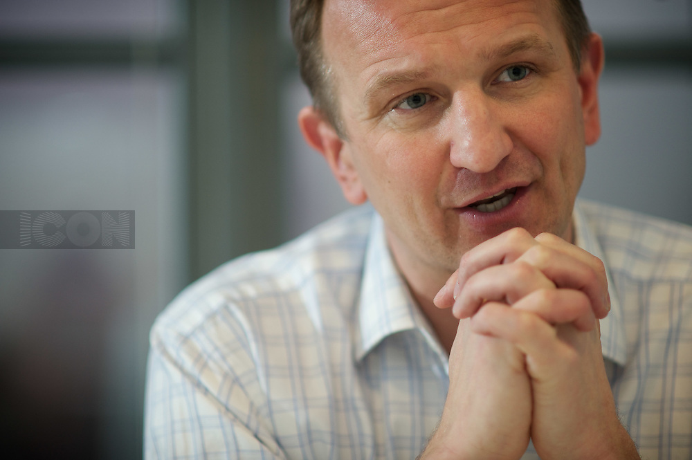 Picture by Matt Gore/iconphotomedia.CFO Magazine.Nick Beighton ASOS Head Office Mornington Cresent, London