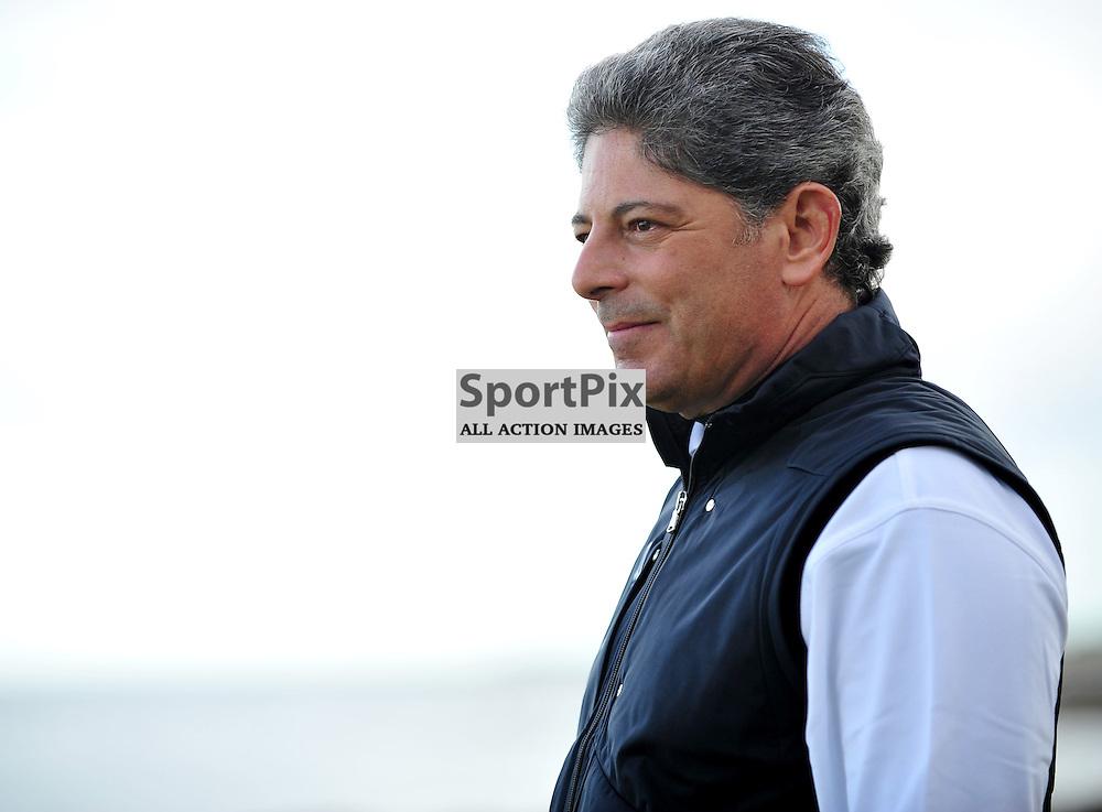 Bill Terlato. .Alfred Dunhill Links Championship, Kingsbarns, 6th October 2012..(c)  Alex Todd | StockPix.eu