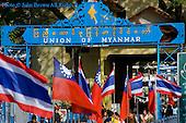 Thailand Burma Border Towns