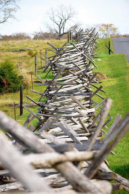 Antietam National Battlefield, Sharpsburg, Maryland, USA.