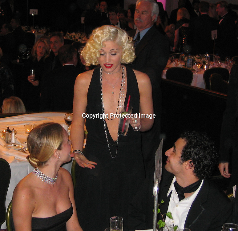 Chloe Sevigny, Gwen Stefan &amp; Zac Posen <br />