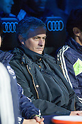Mourinho waiting match starts