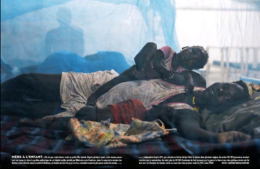 Le Figaro - South Sudan.