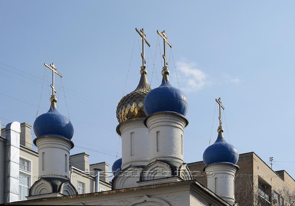 Церковь Фёдора Студита у Никитских ворот