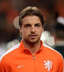 12-11-2014 NED: Oefenwedstrijd Nederland - Mexico, Amsterdam<br /> Nederland verliest met 3-2 van Mexico / Tim Krul