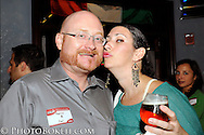 2012 March 14 - Yelp held an Elite Only party at Fado Irish Pub in Mary Brickell, featuring a variety of Bushmill's whiskey blends, Miami, Florida. (Photo by: www.photobokeh.com / Alex J. Hernandez) 1/15 f/8 ISO400 34mm This image is copyright PhotoBokeh.com and may not be reproduced or retransmitted without express written consent of PhotoBokeh.com. ©2012 PhotoBokeh.com - All Rights Reserved