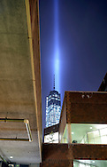 Tribute in Light - We Shall Never Forget. 2017.