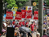 Climate March in Washington DC April 29, 2017