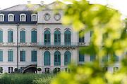 Schloss und Park Wilhelmsthal, Kassel Calden, Hessen, Deutschland