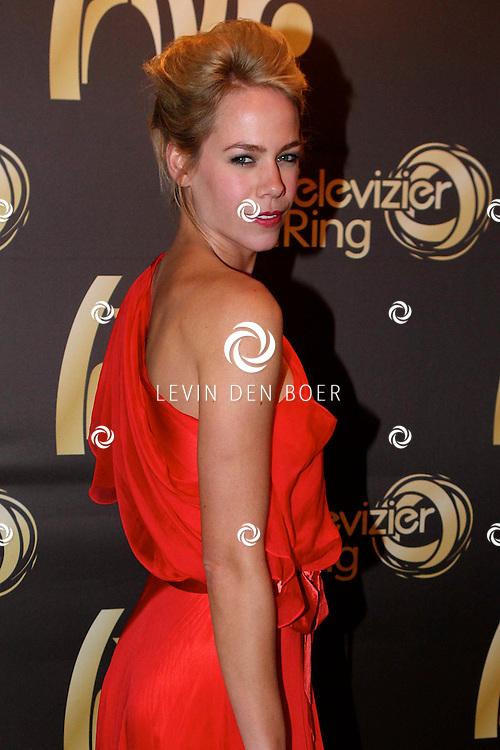 AMSTERDAM - In theater Carre is de Gouden Televizier Ring gala weer geweest.  Met op de foto Nicolette Kluijver. FOTO LEVIN DEN BOER - PERSFOTO.NU