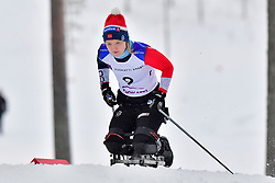 VALEN Isabell, NOR, LW12 at the 2018 ParaNordic World Cup Vuokatti in Finland