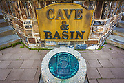 Cave and Basin National Historic Site, Banff National Park, Alberta, Canada