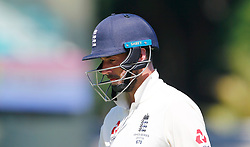England's James Vince walks off after being dismissed during day four of the Ashes Test match at Sydney Cricket Ground.