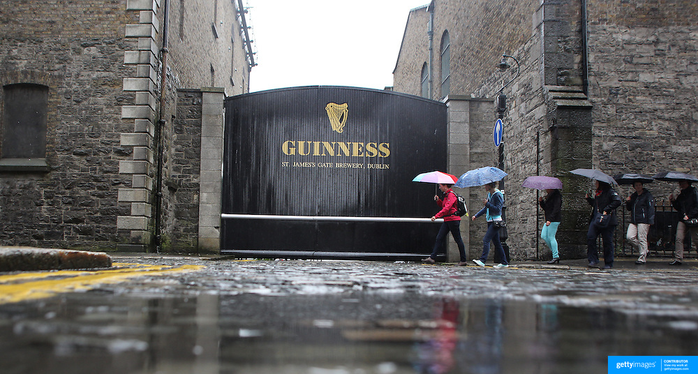 Guinness Storehouse St. James's Gate Brewery, Dublin, Ireland. Photo Tim Clayton