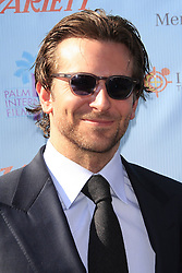 Actor Bradley Cooper attends Variety's '10 Directors To Watch' brunch at Parker Palm Springs, January 6, 2013. Photo by Imago / i-Images...UK ONLY