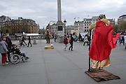 Yoda, Trafalgar Sq. London, 18 April 2016.