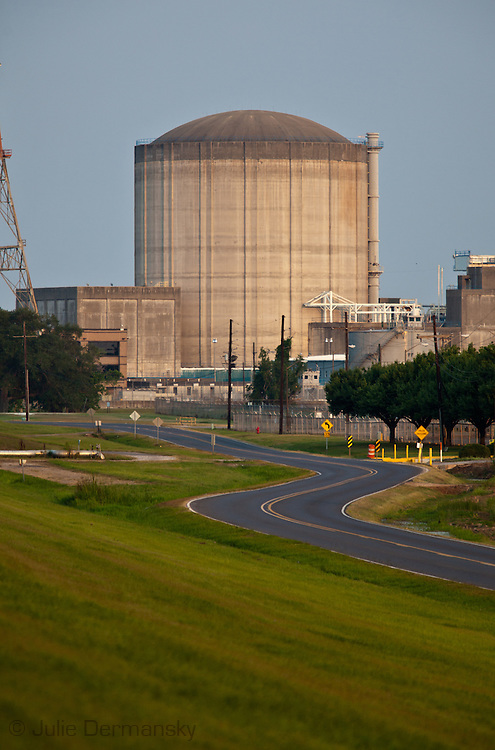 """Waterford3 nuclear power plant, located on the Mississippi River in the stretch between Baton Rouge and New Orleans,  is part of a large concentration of chemical and oil companies that was  formerly referred to as the """"Petrochemical Corridor,"""" but now is know as """"Cancer Alley."""" Many  cases of cancer have occurred  in communities on both sides of the river. Waterford 3 is directly across the street from a Mississippi RIver levee that was recently in danger of over topping, prompting the spillways to be opened. The record high levels of the Mississippi River in the spring of 2011 brought on by what some scientists classify as climate change,  threaten the environment with the potential flooding of industrial complexes and nuclear facilities along the river."""