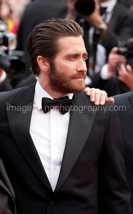 Actor Jake Gyllenhaal at the Closing ceremony and premiere of La Glace Et Le Ciel at the 68th Cannes Film Festival, Sunday 24th May 2015, Cannes, France.