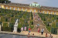 Alberto Carrera, Sanssouci Park, Sanssouci Palace, Postdam, Brandenburg, Germany, Europe