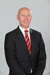 CARDIFF, WALES - Wednesday, July 1, 2015: Head of pubic affairs Ian Gwyn Hughes. (Pic by David Rawcliffe/Propaganda)