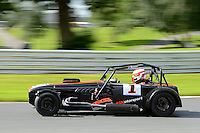 #1 Joe Spencer Stuart Taylor Locosaki 1400 during the CNC Heads Sports & Saloon Car Championship at Oulton Park, Little Budworth, Cheshire, United Kingdom. August 06 2016. World Copyright Peter Taylor/PSP.