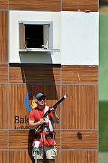 20150620 Baku 2015 European Games - Skeet skydning