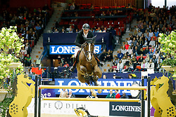 Duguet Romain, (FRA), Quorida de Treho<br /> Longines FEI World Cup Jumping Final III B<br /> © Dirk Caremans