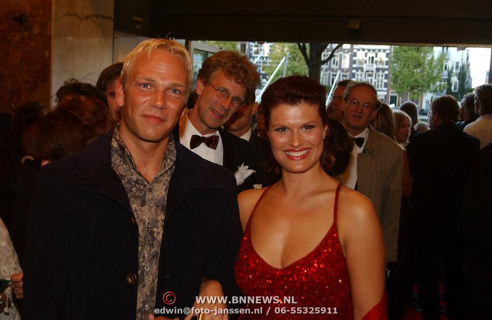 Premiere Sound of Music, Anouk van Nes en