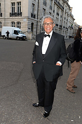 SIR DAVID TANG at The Animal Ball in aid of The Elephant Family held at Lancaster House, London on 9th July 2013.