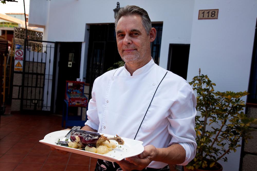 Restaurant Dona Ursula, El Sauzal, North Tenerife.