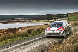 October 5, 2018 - Grande Bretagne - Ott Tanak (EST) - Martin Jarveoja (EST) - Toyota Yaris WRC (Credit Image: © Panoramic via ZUMA Press)