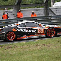 #89 Ferrari F430 GTC -Hankook - Team Farnbacher, Second LMGT2 Le Mans 24H 2010